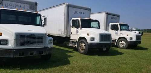 Box Trucks, Tractors, Trailers - Freightliner, International, Sterling for sale in Tabor City, NC