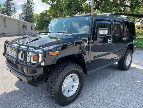 2003 HUMMER H2 - 6.0L V8 - GOOD MILES - GREAT CAR FOR THE PRICE!! for sale in York, PA