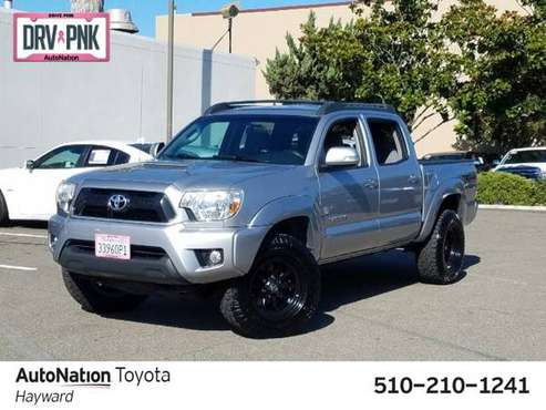 2014 Toyota Tacoma 4x4 4WD Four Wheel Drive SKU:EX096055 for sale in Hayward, CA