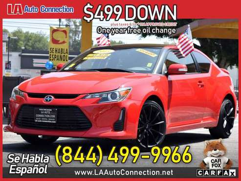 2015 Scion *tC* *Release* *Series* $245 /mo for sale in Van Nuys, CA