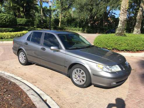 2003 Saab 9-5 95 Linear Turbo for sale in Naples, FL