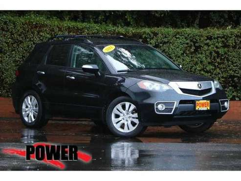 2011 Acura RDX SUV Tech Pkg - Y for sale in Newport, OR