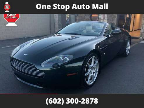 2008 *Aston Martin* *Vantage* *2dr Convertible Sportshi for sale in Phoenix, AZ