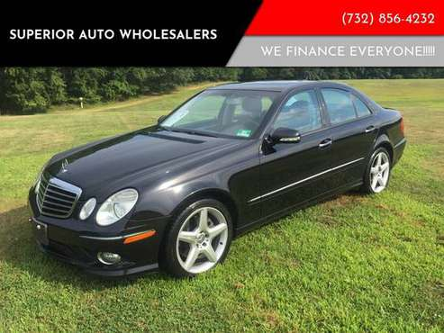 2007 Mercedes E350 AMG package 4matic---WE FINANCE EVERYONE for sale in Burlington, NJ