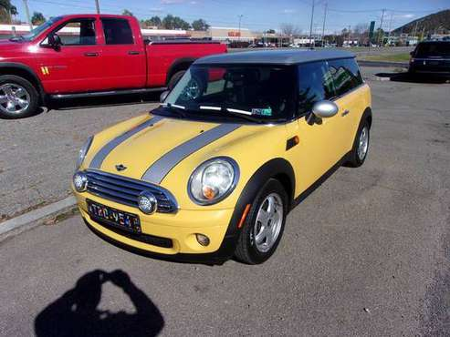 2009 MINI COOPER CLUBMAN FWD - cars & trucks - by dealer - vehicle... for sale in Vestal, NY