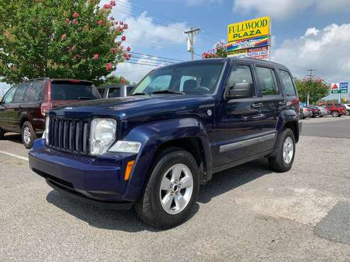 2012 Jeep Liberty 4X4!!! PRICED TO MOVE!!! for sale in Matthews, NC