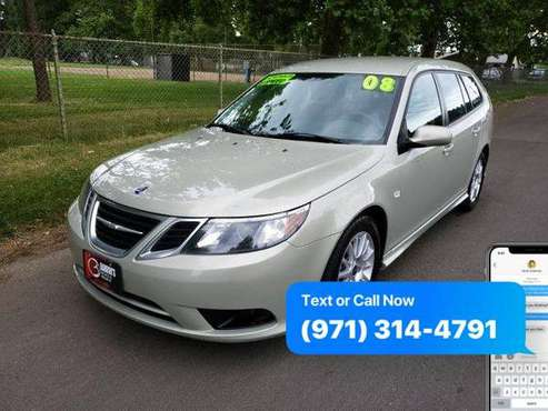 2008 SAAB 9-3 2.0T for sale in Portland, OR