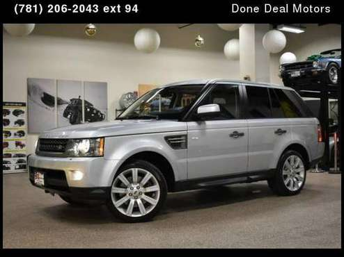 2010 Land Rover Range Rover Sport HSE LUX for sale in Canton, MA