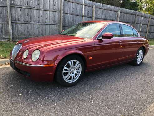 2005 Jaguar S Type low miles Clean CARFAX for sale in Cherry Hill, NJ