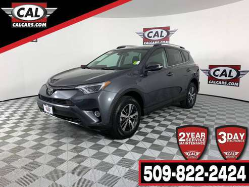 2018 Toyota RAV4 All Wheel Drive RAV 4 XLE AWD +Many Used Cars! Trucks for sale in Airway Heights, WA