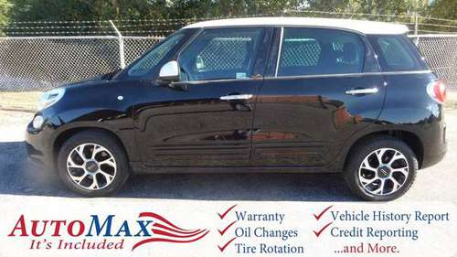 2014 FIAT 500L starting at ONLY $495 DOWN call us at for sale in Henderson, NC