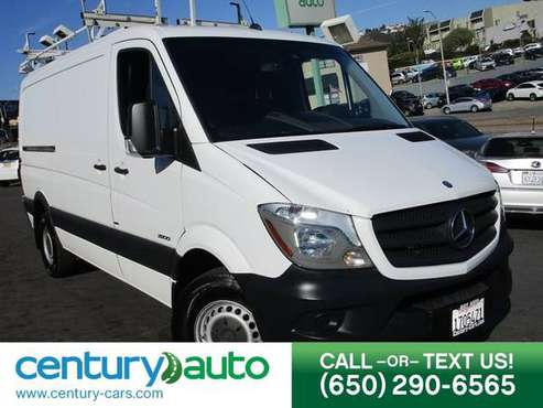 *2015* *Mercedes-Benz* *Sprinter Cargo Vans* *Cargo 144 WB* for sale in Daly City, CA