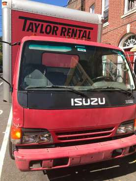 2001 ISUZU NQR CARGO TRUCK for sale in Bronx, NY