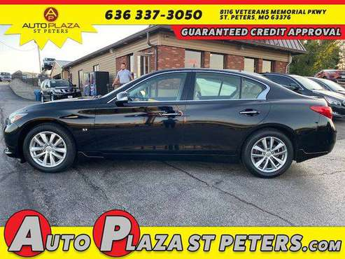 2015 INFINITI Q50 BASE *$500 DOWN YOU DRIVE! for sale in St Peters, MO