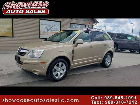 PRICE DROP! 2008 Saturn VUE AWD 4dr V6 XR for sale in Chesaning, MI