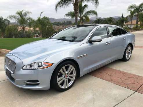 2014 Jaguar XJL Portfolio for sale in El Cajon, CA