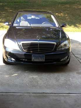 2007 Mercedes Benz S-550 for sale in Upper Marlboro, District Of Columbia