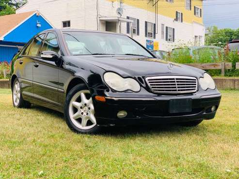 2004 Mercedes C240 4Matic AWD Limited for sale in Latham, NY