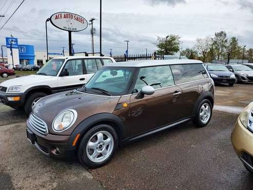 2009 Mini Clubman Cooper 3D - 59k Fresh on the market come and get... for sale in Ace Auto Sales - Albany, Or, OR