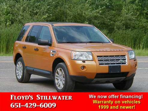 2008 Land Rover LR2 SE AWD for sale in Stillwater, MN