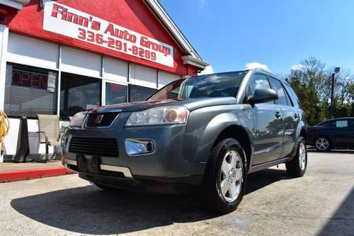 2007 SATURN VUE V6 WITH LEATHER AND SUNROOF for sale in Greensboro, NC