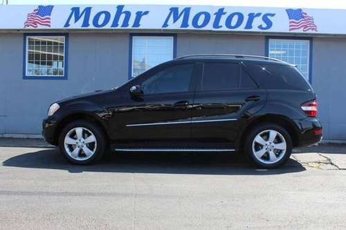 2009 Mercedes-Benz M-Class All Wheel Drive ML 350 4MATIC AWD 4dr SUV S for sale in Salem, OR