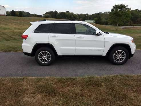 2015 Jeep Grand Cherokee Limited for sale in Kensington, District Of Columbia