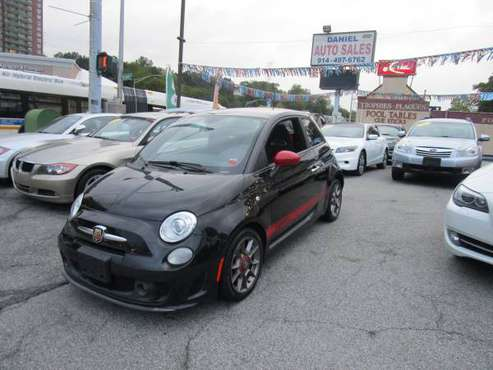 2013 FIAT 500 ABARTH EXCELLENT CONDITION!!!! for sale in NEW YORK, NY
