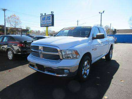 2014 Dodge Ram 1500 Crew Cab SLT 4x4 'Big Horn Edition - cars &... for sale in St.Charles, MO