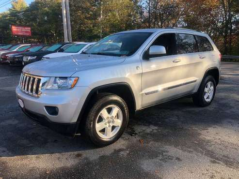 2011 Jeep Grand Cherokee WE FINANCE ANYONE!!! for sale in Harpswell, ME