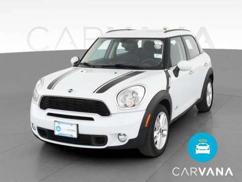 2014 MINI Countryman Cooper S ALL4 Hatchback 4D hatchback White - -... for sale in Ringoes, NJ
