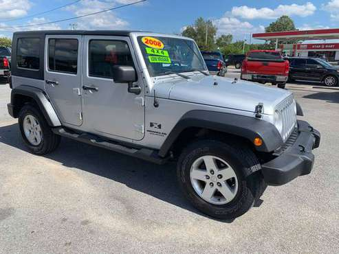 2008 Jeep Wrangler Unlimited ONLY 93K for sale in ROGERS, AR