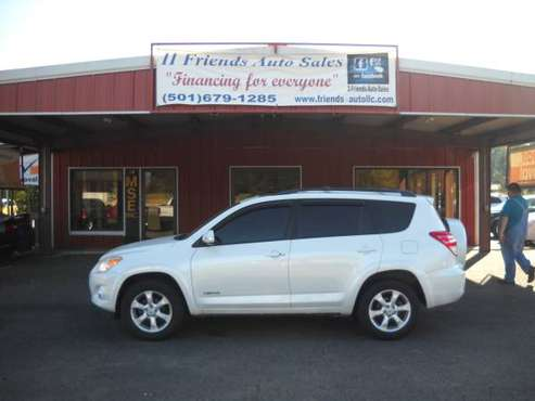 2011 Toyota Rav4 Limited 4x4 for sale in Greenbrier, AR