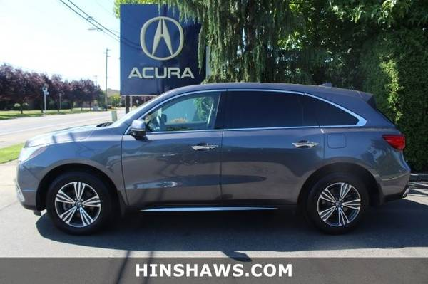 2017 Acura MDX AWD All Wheel Drive SUV for sale in Fife, WA – photo 2