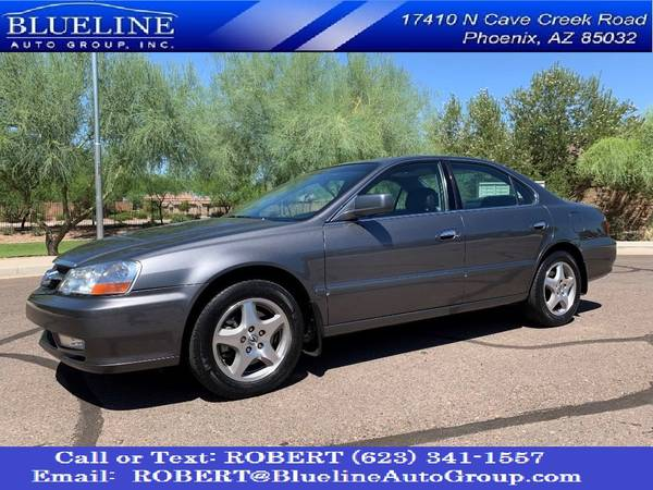 $187w/$500Down-LOW MILE 03 Acura TL- call/text Rob for sale in Phoenix, AZ – photo 3