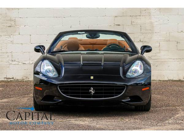 Affordable Exotic! '11 Ferrari California Roadster Convertible! for sale in Eau Claire, WI – photo 11