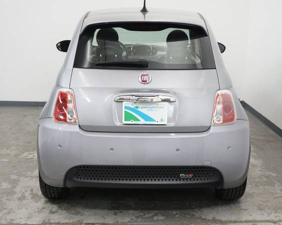 2016 FIAT 500e Electric Power Sunroof - New Tires - 112 MPGe - Super... for sale in Boulder, CO – photo 10