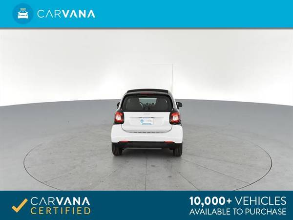 2017 smart fortwo Proxy Hatchback Coupe 2D coupe Black - FINANCE for sale in Arlington, District Of Columbia – photo 20