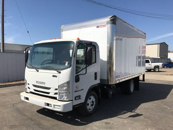 New 2020 Isuzu NPR 14' Box for sale in Santa Maria, CA – photo 2