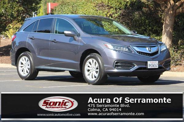 2017 Acura RDX Gray *BUY IT TODAY* for sale in Daly City, CA