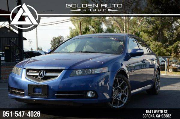 2007 Acura TL Type-S 1st Time Buyers/ No Credit No problem! for sale in Corona, CA