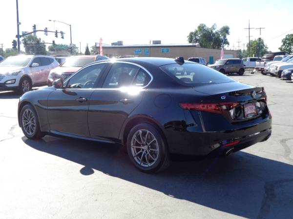 2017 Alfa Romeo Giulia AWD***FINANCING AVAILABLE*** for sale in Garden City, ID – photo 9
