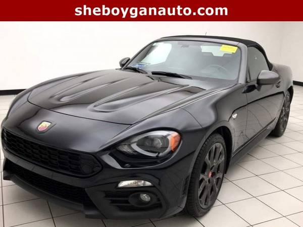 2017 Fiat 124 Spider Elaborazione Abarth for sale in Sheboygan, WI – photo 2