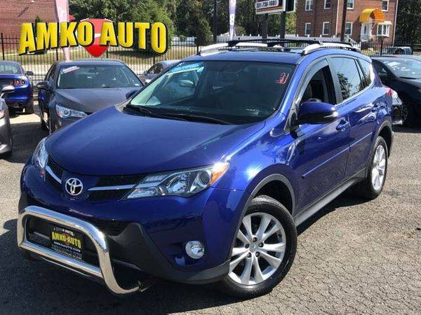 2014 Toyota RAV4 Limited AWD Limited 4dr SUV - $750 Down for sale in District Heights, MD – photo 2