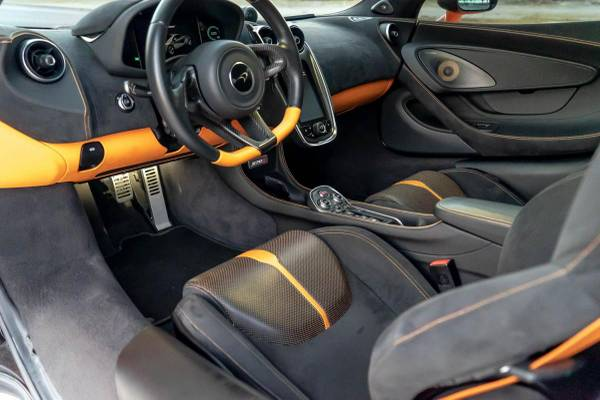2017 Mclaren 570S 1 Owner*Carbon Fiber Pkg*Warranty*MUST SEE*LOOK! for sale in Dallas, TX – photo 10
