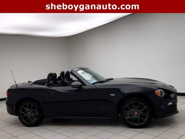 2017 Fiat 124 Spider Elaborazione Abarth for sale in Sheboygan, WI – photo 16