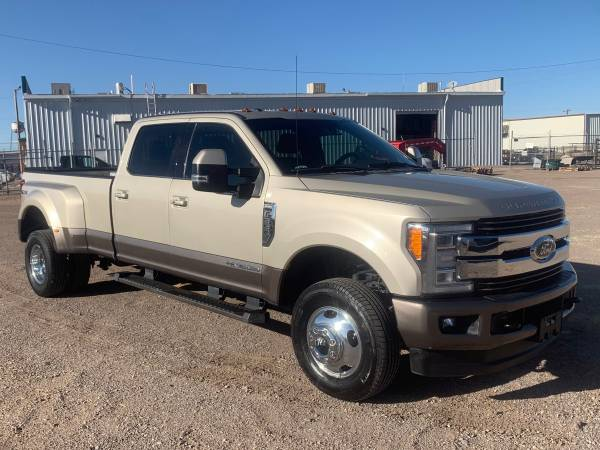 2018 F350 King Ranch for sale in Las Cruces, NM – photo 3