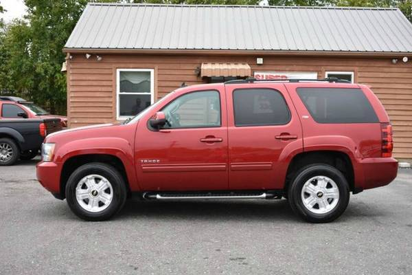 Chevrolet Tahoe LT Z-71 SUV Used Automatic 4wd We Finance V8 Trucks for sale in Roanoke, VA