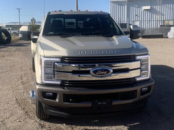 2018 F350 King Ranch for sale in Las Cruces, NM – photo 2