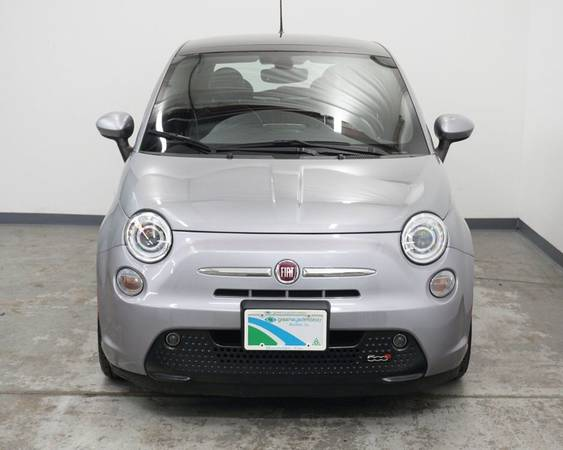2016 FIAT 500e Electric Power Sunroof - New Tires - 112 MPGe - Super... for sale in Boulder, CO – photo 9
